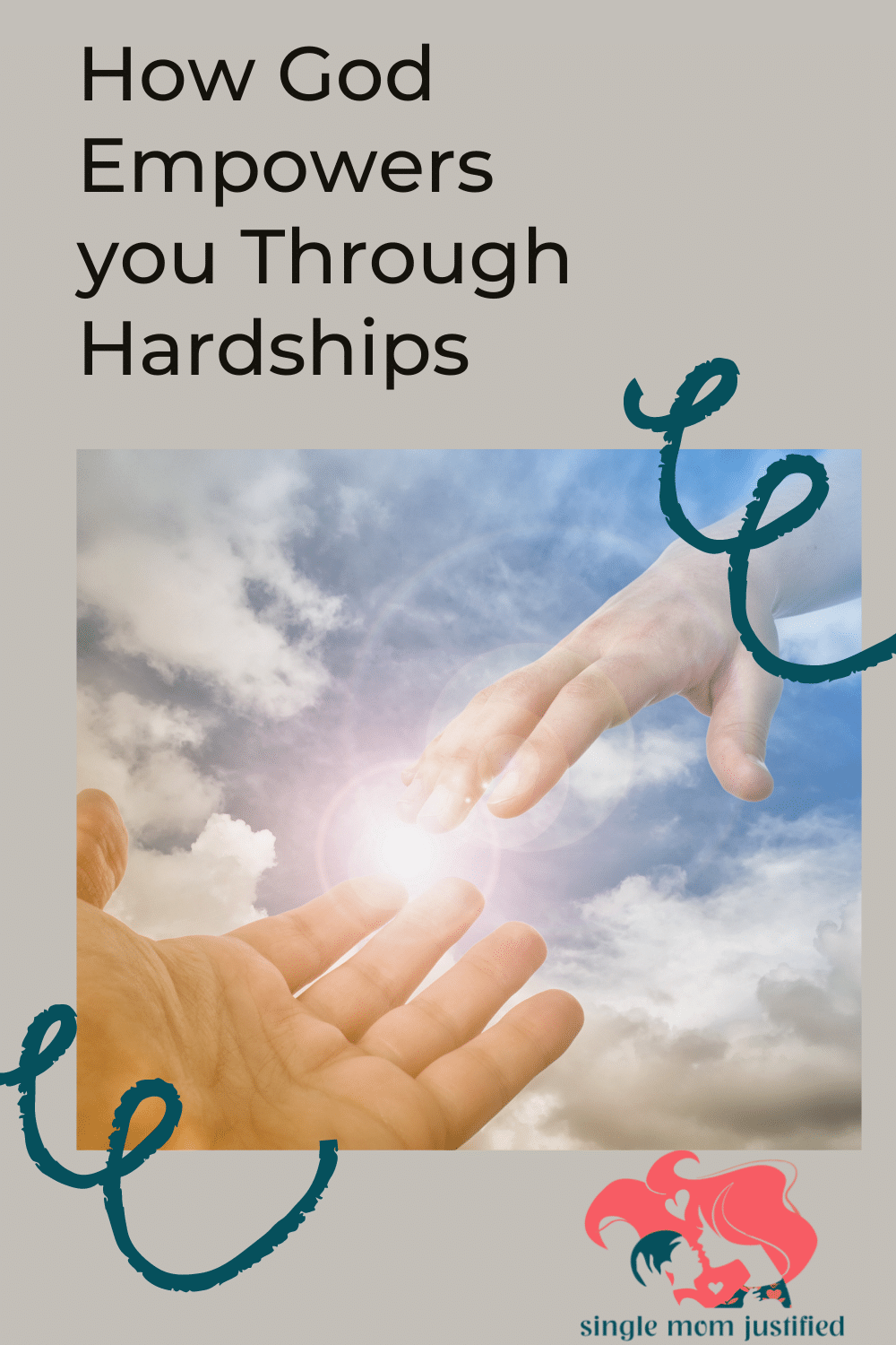 God will empower and strengthen you to leave an abusive relationship. God Helps during hardship!