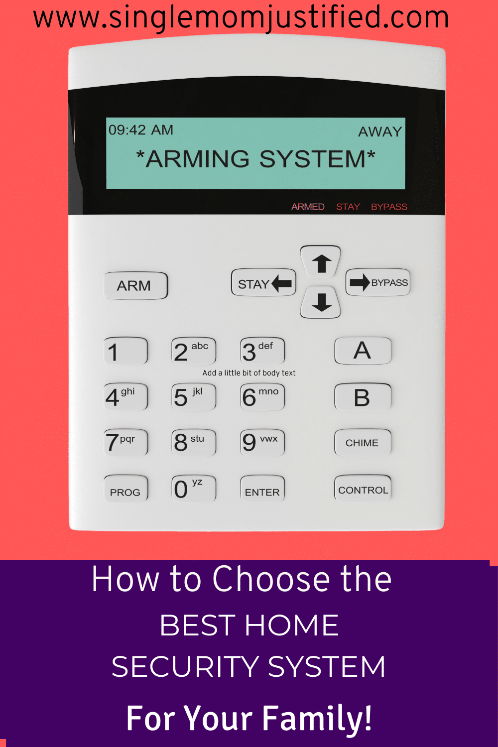 What is the Best Home Security System for You?